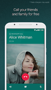 WhatsApp Messenger Android Mod v2.20.73 (Dark With Privacy) Apk
