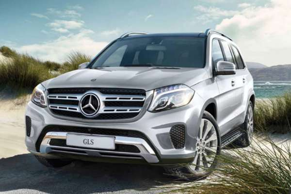 New 2018 Mercedes GLS Grand Edition HD Wallpaper