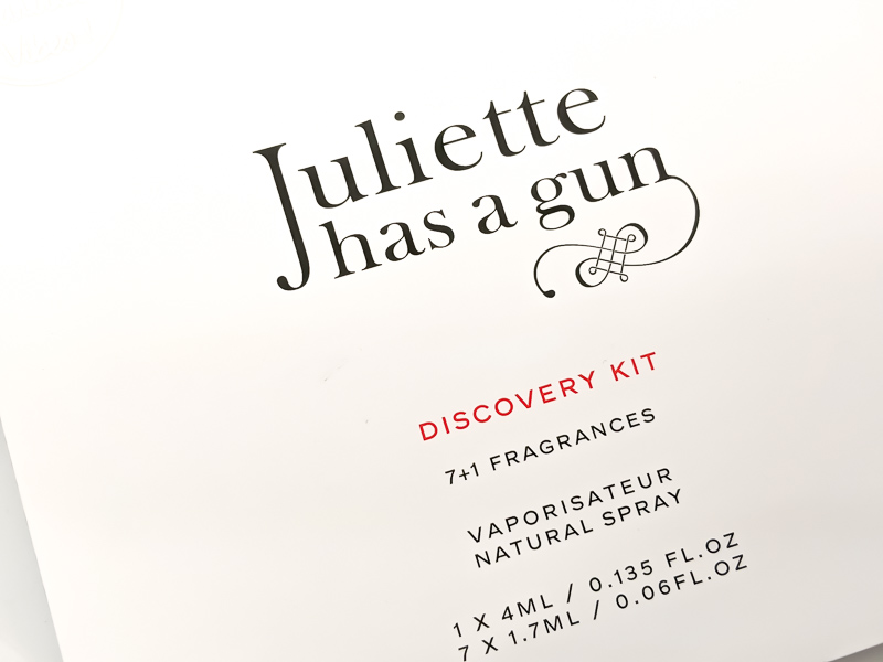 Juliette Has a Gun Discovery Kit