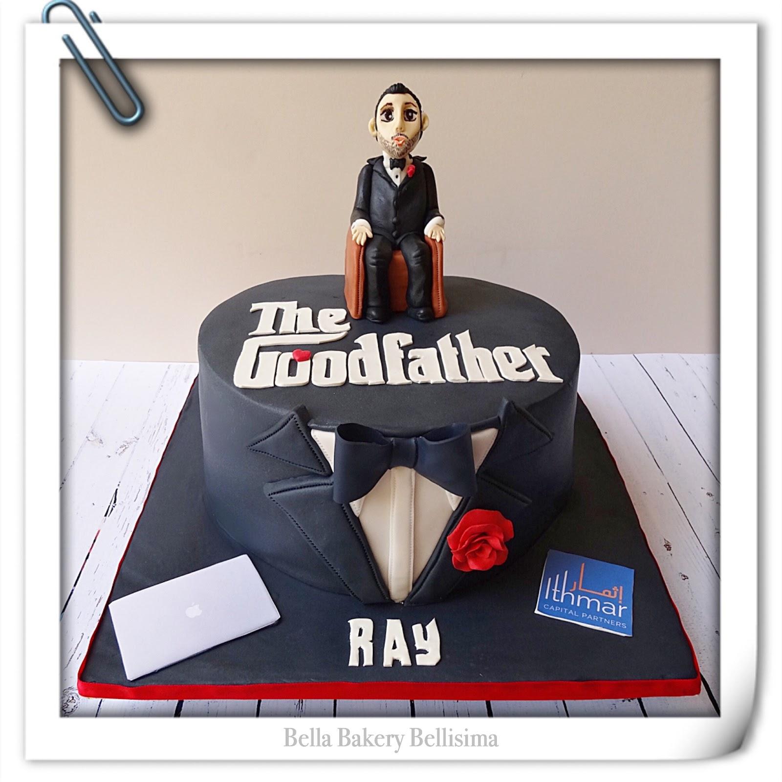 GODFATHER CAKE - Godfather Wedding Cake