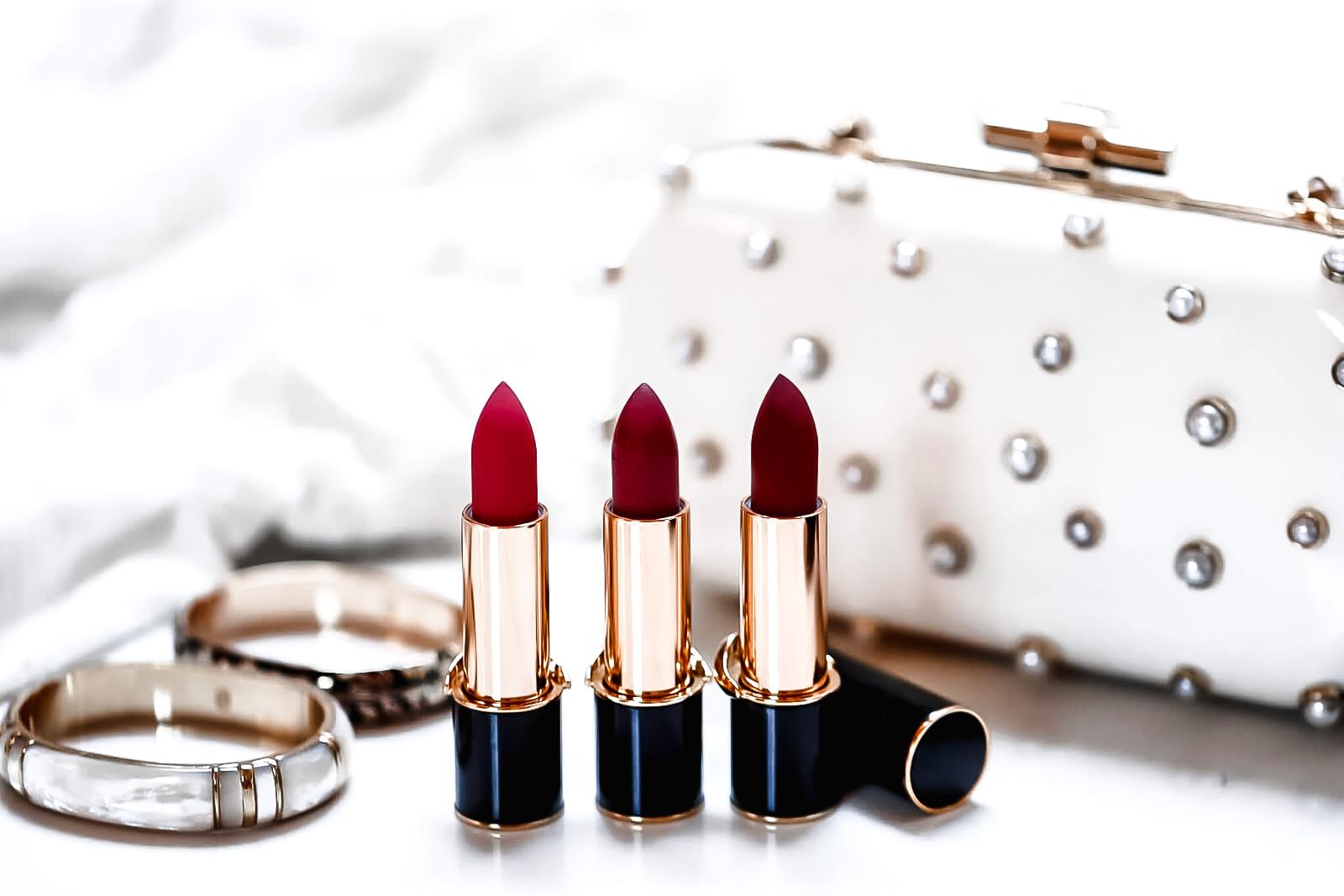 Pat McGrath Mattetrance Lipstick rouge à lèvres flesh 3 candy flip 018 flesh 5 040 swatch