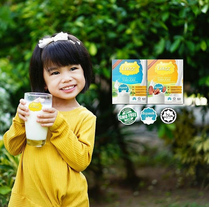 Manfaat Lazz Susu Kambing Untuk Anak Anda