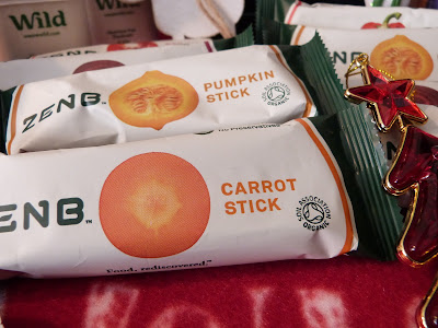 Zenb Carrot Vegetable Bar