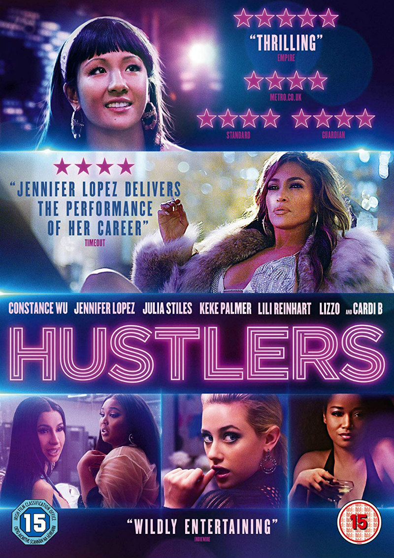 hustlers uk dvd