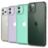 iPhone 11, 11 Pro, 11 Pro Max Case | Spigen® [Ultra Hybrid] Clear Slim Cover
