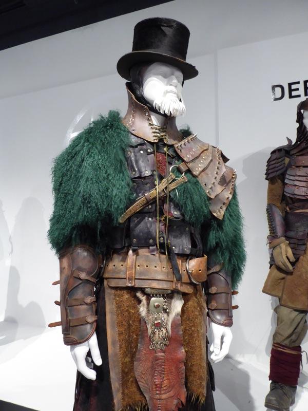 Noah Danby Defiance Sukar costume