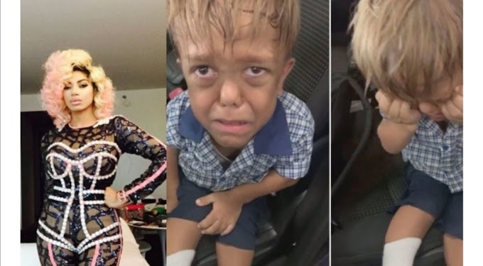Quaden Bayles 9year old  dwarf is being used by his mum to make money - Dencia Reveals