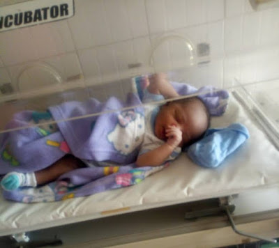 Tears of Joy As Pregnant Woman Gives Birth After She Was Rescued From Kidnappers In Lagos