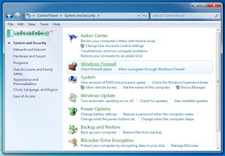 Cara Menonaktifkan Firewall di Windows 7, 8, 10