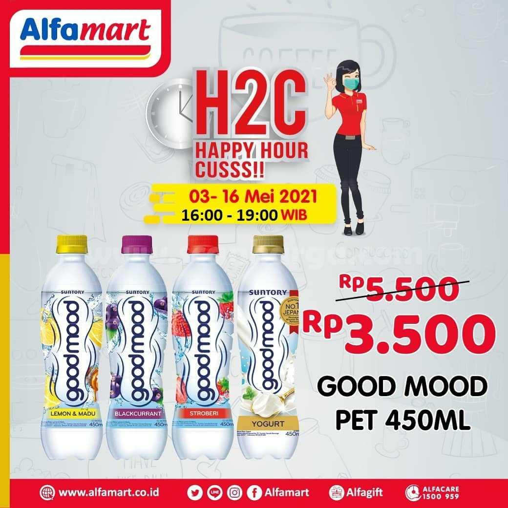 Alfamart H2C Promo Happy Hour Cusss Periode 3 - 16 Mei 2021