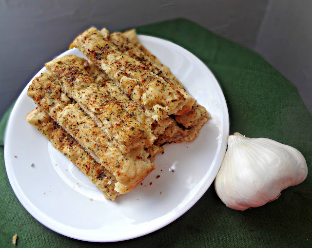 Parmesan Breadsticks (Pizza Hut Copy Cat)
