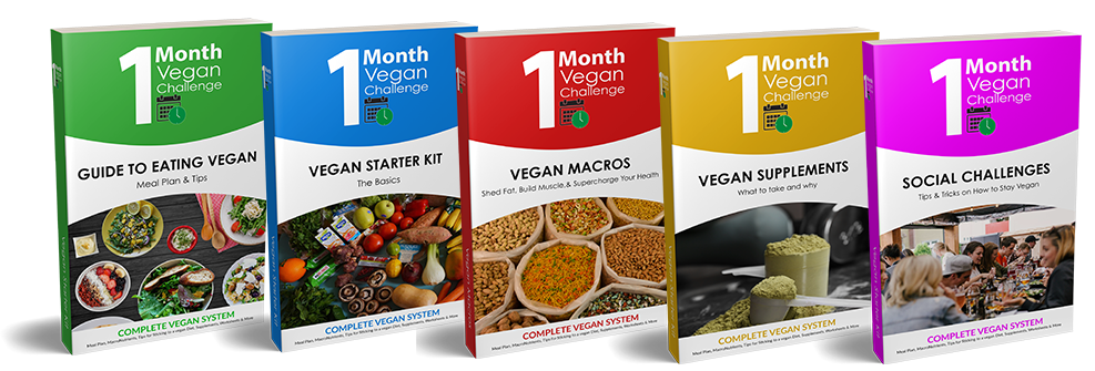 """This offers """"1 Month Vegan Challenge"""" is designed for optimum nutrition and weight loss, just for me and you. From the most satiating fat-fuelled breakfasts to the easiest sugar-free desserts, The 1 Month Vegan Challenge makes low-carb eating effortless and delicious. Start 2020 right and stay on track with the right cookbook and tips for thriving as a vegan, able to prepare and cook recipes in less than 5 minutes in the morning before heading out for work and delicious recipes throughout the day. Click the link below to grab your copy↓"""