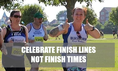 I Thought The Second Half Marathon Was Supposed To Be Easier? Southport Half Marathon - 1st July 2018 - Celebrating finish times, not finish lines
