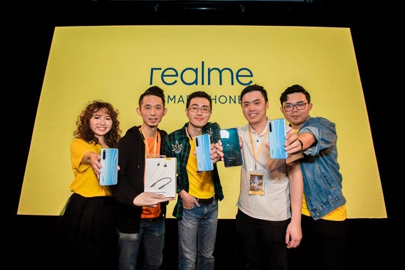 Official launch of realme XT terbaru