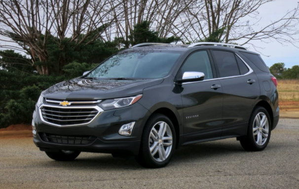 2018 Chevrolet Equinox Diesel AWD Review