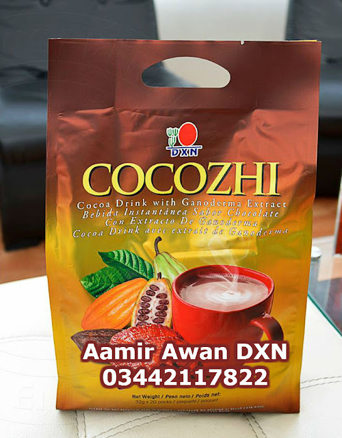Dxn Cocozhi Benefits