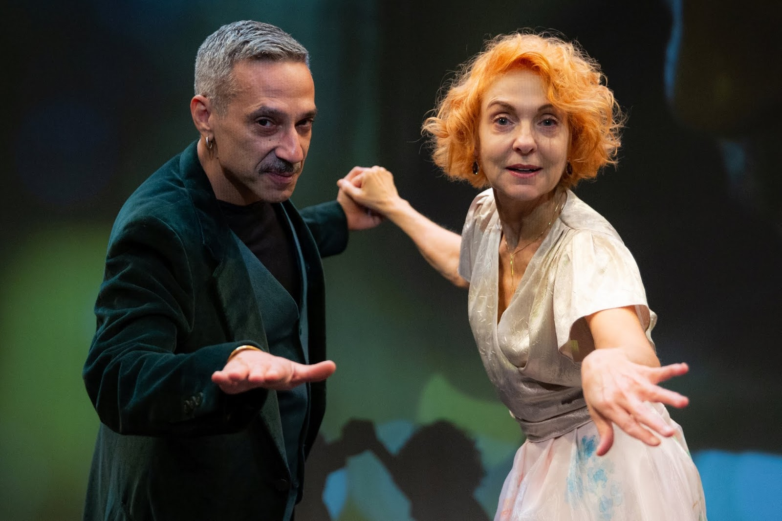Quinta  «Έξι Μαθήματα Χορού σε Έξι Εβδομάδες» στο Θέατρο Ιλίσια fd2ed47820a