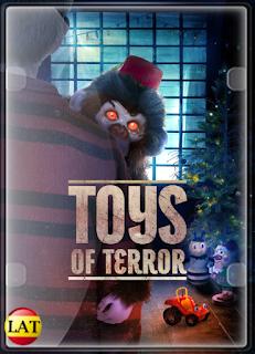 Juguetes del Terror (2020) DVDRIP LATINO