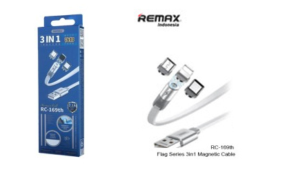 remax kabel fast charging 3 in 1