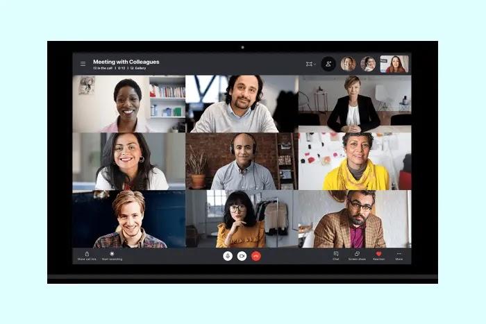 aplikasi video conference terbaik selain zoom