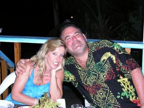 Amateur porn star Carol Cox and her both sides swinger husband Danny McAlear. StrengthFighter.com