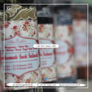 souvenir family gathering | +62 813-2666-1515