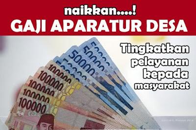 Ditengan wacana kenaikan gaji aparatur desa yang akan disetarakan dengan gaji aparatur sipil negara (ASN) golongan IIA. Ternyata di Kabupaten Aceh Barat, oleh Bupati setempat sudah menaikkan gaji kades dan aparatur desa yang tersebar di 322 desa.