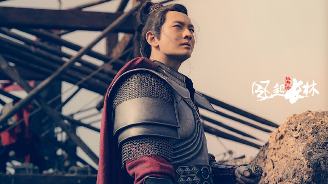 Nirvana in Fire 2 stills Huang Xiaoming