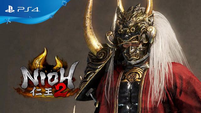 nioh 2 photo mode new missions ps4 team ninja koei tecmo games sony interactive entertainment