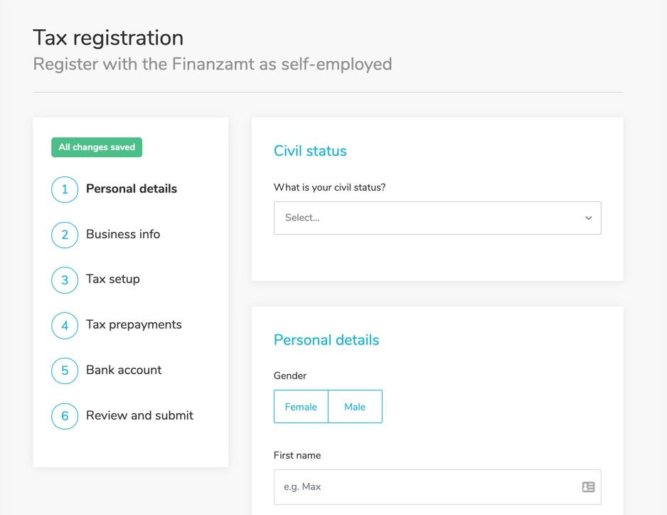 Freelancer Registration