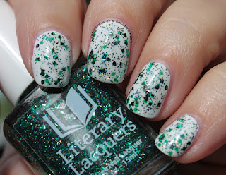 Literary Lacquers Lovers Duo - Louis
