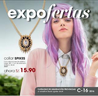 Catalogo Expofertas 16 Noviembre 2016 Belcorp
