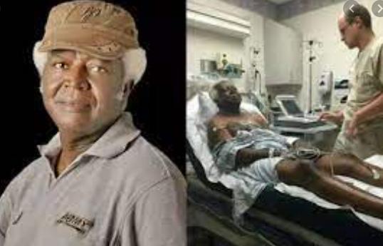 Veteran Nollywood actor Chief Bruno Iwuoha dies
