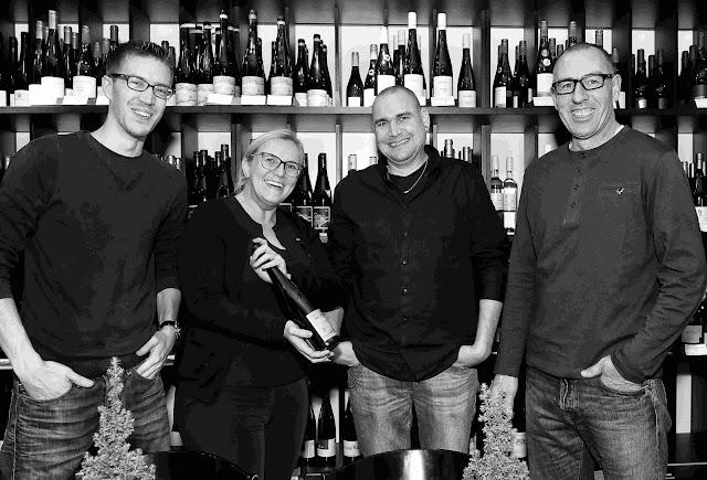 Das neue Team der Nahewein-Vinothek ab Herbst 2016