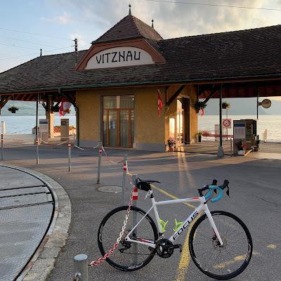 carbon road bike rental Vitznau