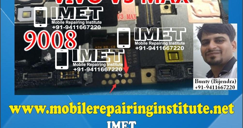 Vivo V3 Max Test Point EDL Point - IMET Mobile Repairing