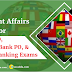 Current Affairs Questions for Indian Bank PO Mains Exam: 8th October 2018