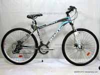 A 26 Inch Giant Spirit Alumunium Alloy Frame HardTail Mountain Bike