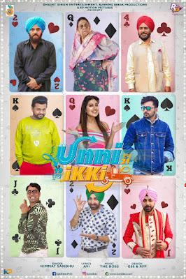 Unni Ikki 2019 Punjabi 720p WEBRip ESubs Download