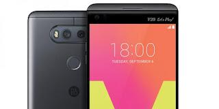 harga dan spesifikasi LG V20 Android 7 Nougat