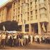 27 років тому над Києвом було піднято національний синьо-жовтий прапор. ФОТОрепортаж