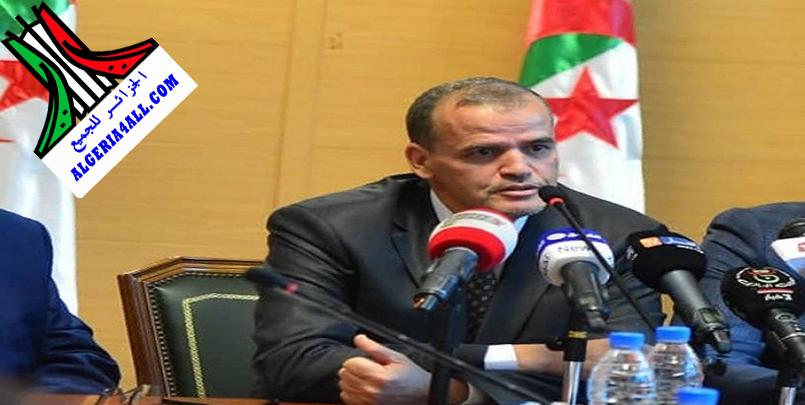 وزير التجارة الجزائري كمال رزيق