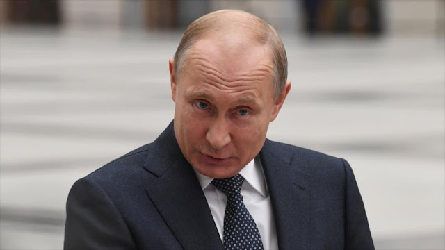 Putin advierte a Ucrania contra 'provocaciones' durante el Mundial