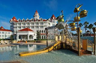 Best Disney Resort for Honeymoon floridian resort