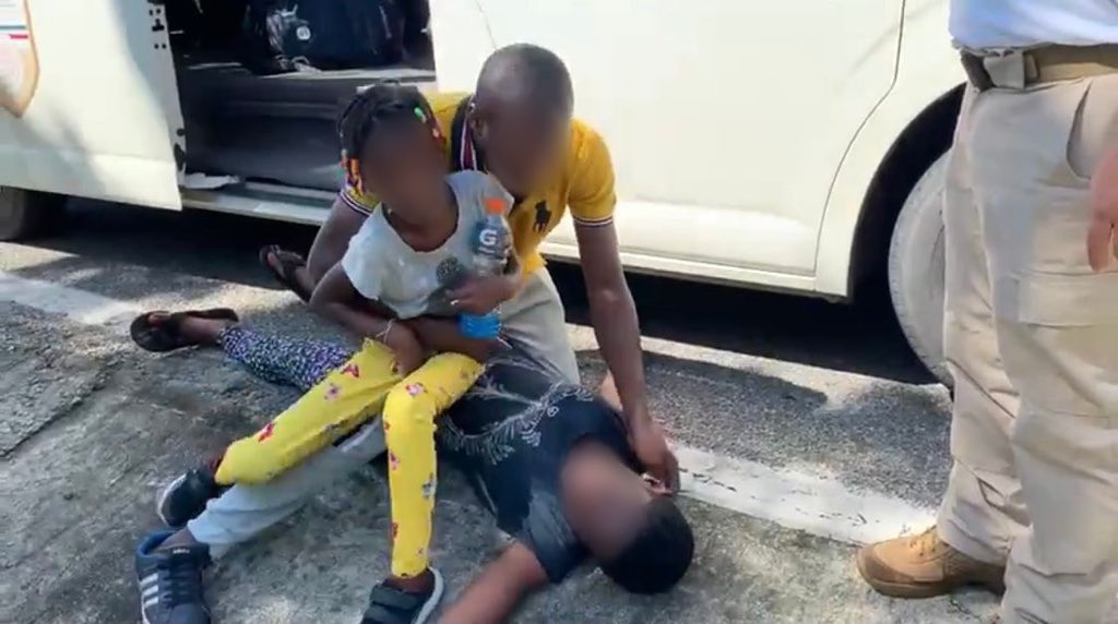 Migración atiende a haitianos para tramitar asilo y refugio en Tapachula