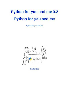 Download PDF Python For You and Me by Kushal Das