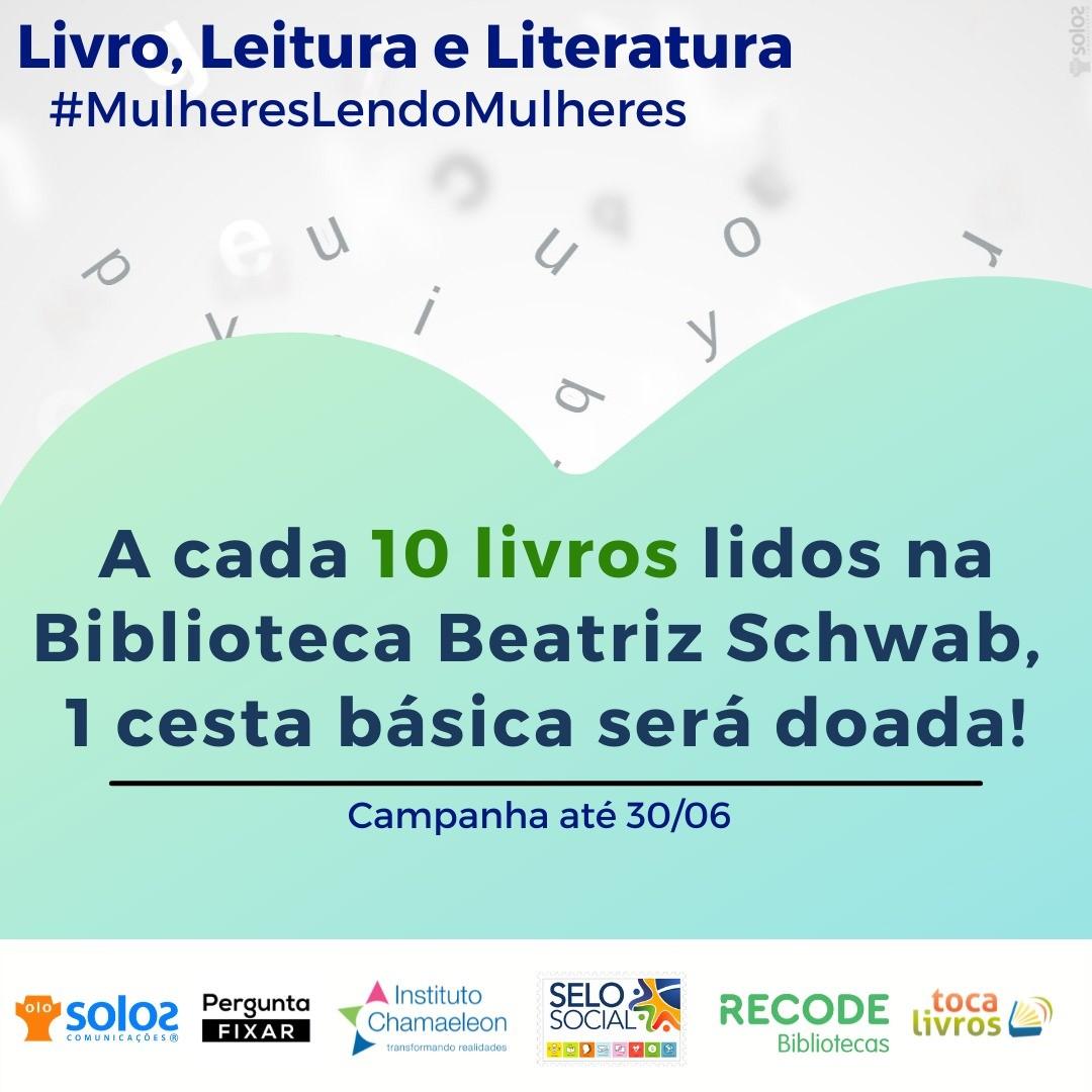 Livros digitais gratuitos da Biblioteca Beatriz Schwab