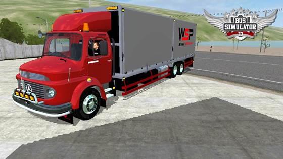 Mod Truck Tua Mercy Bagong