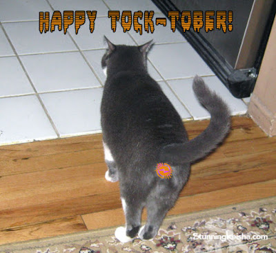 It's Tock-Tober and I'm Gonna Flash You