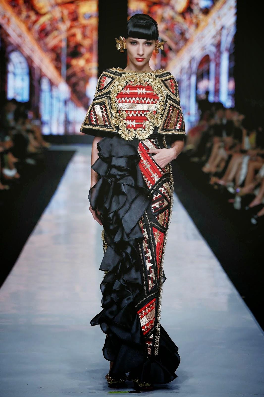 Jakarta Fashion Week 2014 Galore Haute Couture 2014